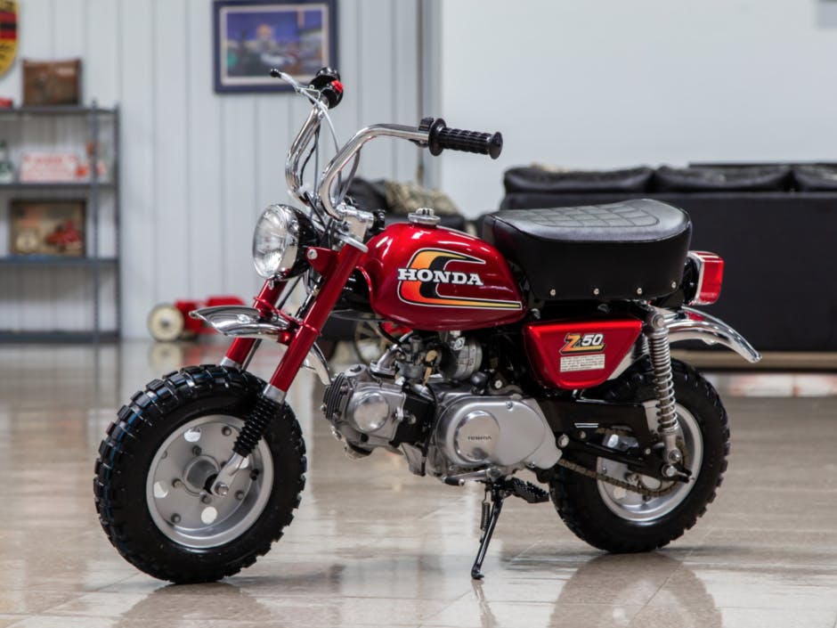 1975 Honda Z50A Mini Trail