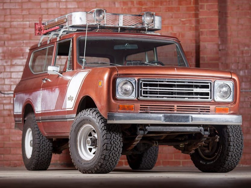 1979 International Harvester Scout II