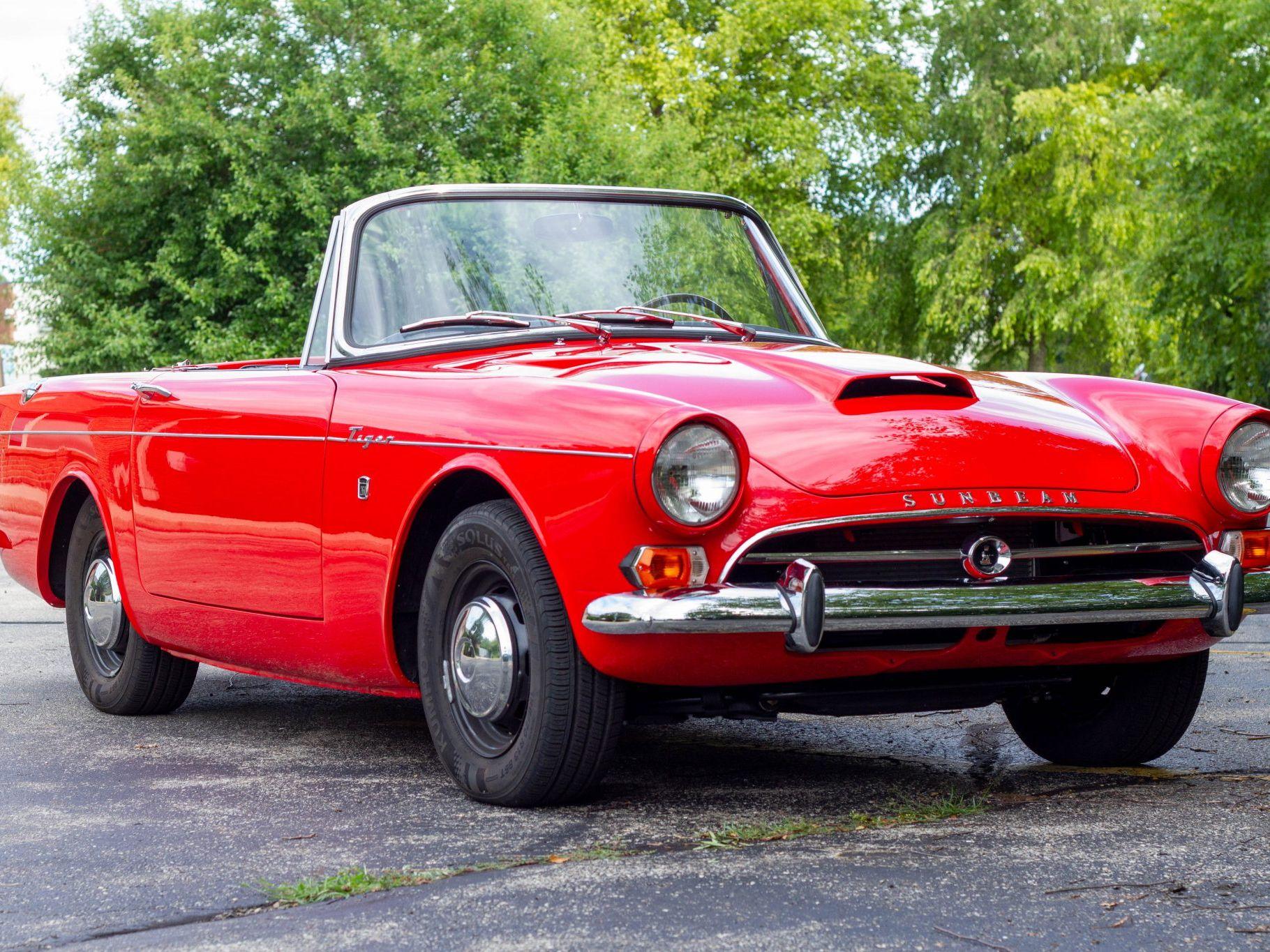 1965 Sunbeam Tiger 5-Speed
