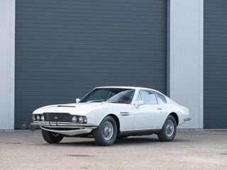 1969 Aston Martin DBS Saloon