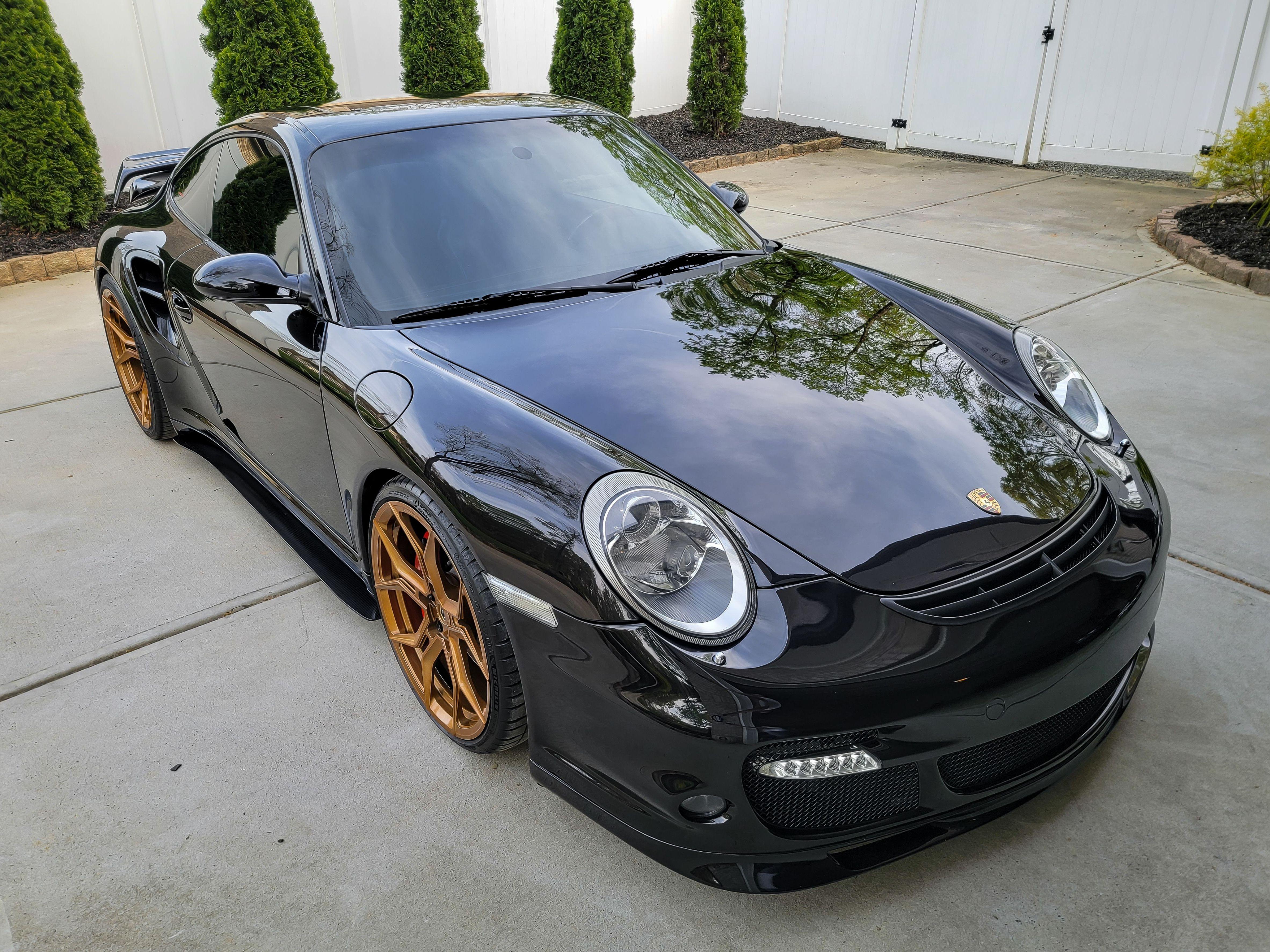 2007 Porsche 997 Turbo 6-Speed