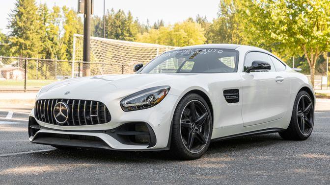 2020 Mercedes-AMG GT
