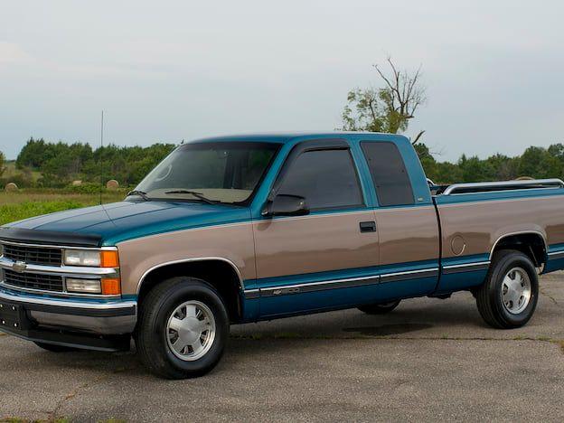 1997 Chevrolet GMT400 Pickup