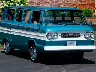 1961 Chevrolet Corvair Greenbrier
