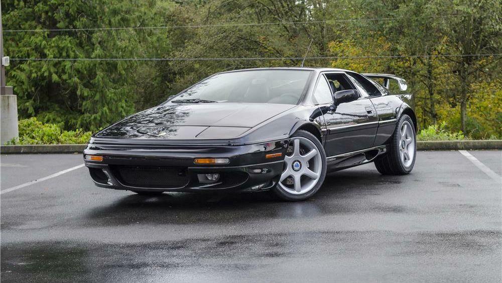 2000 Lotus Esprit Twin Turbo