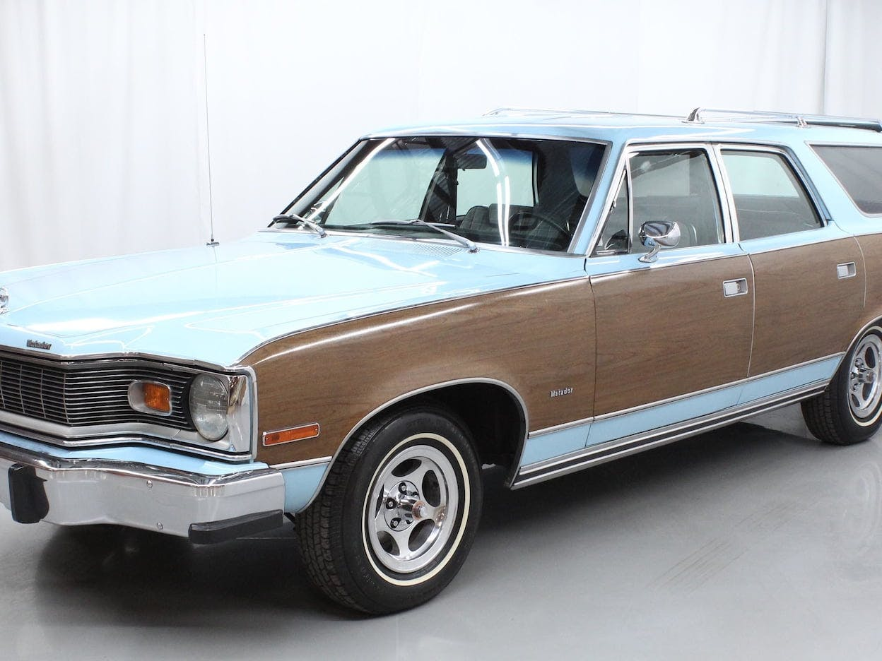 1977 Amc Matador Wagon