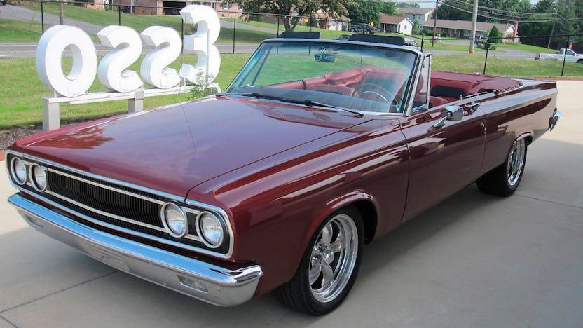 1965 Dodge Coronet Convertible