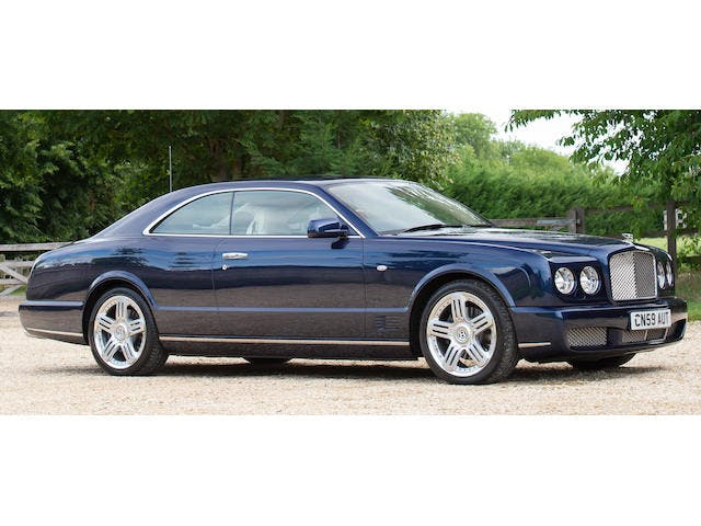 2010 Bentley Brooklands Coupé