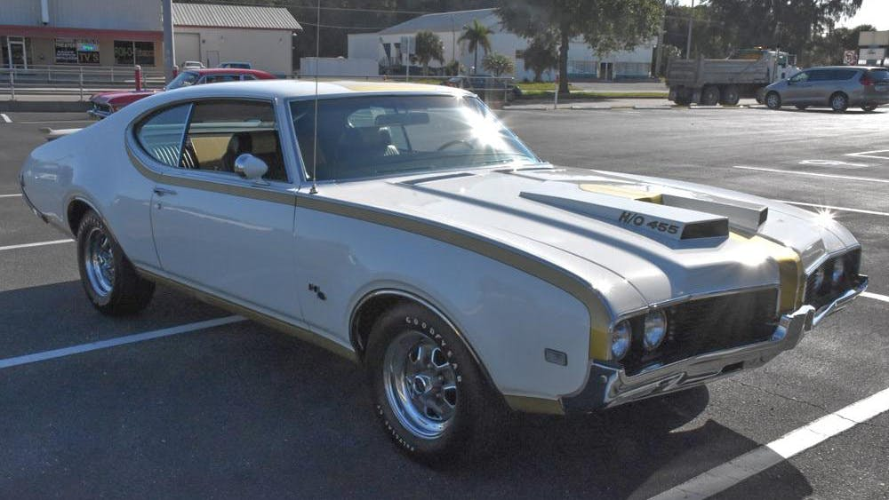 1969 Oldsmobile Hurst 442 Re-Creation