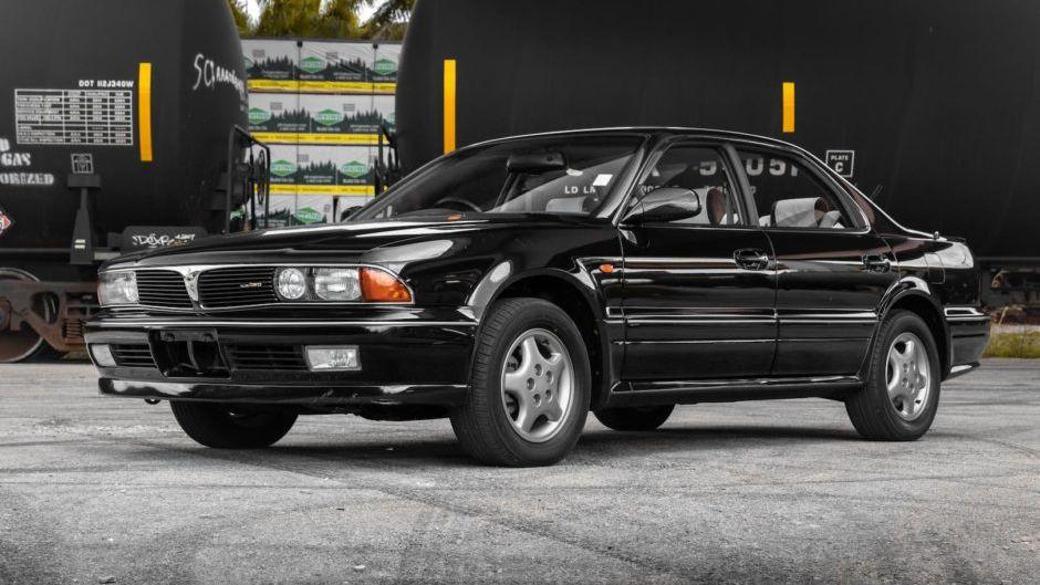 1991 Mitsubishi Diamante 30R-SE Awd