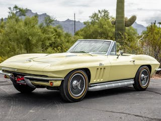 1965 Chevrolet Corvette Convertible L78 396 4-Speed