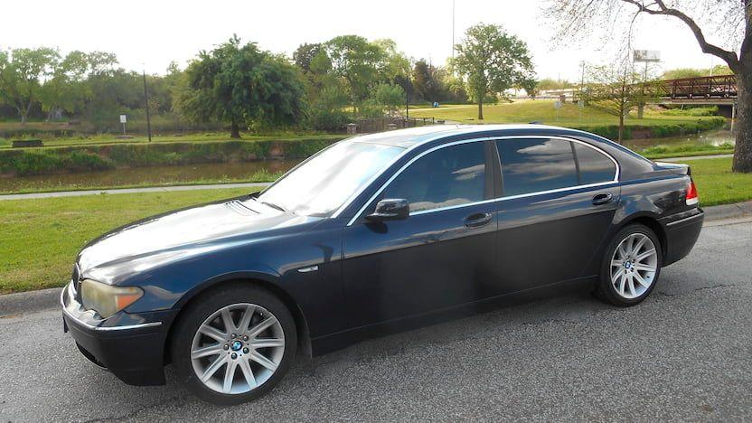 2004 BMW 745Li