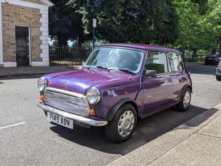1996 Rover Mini Equinox