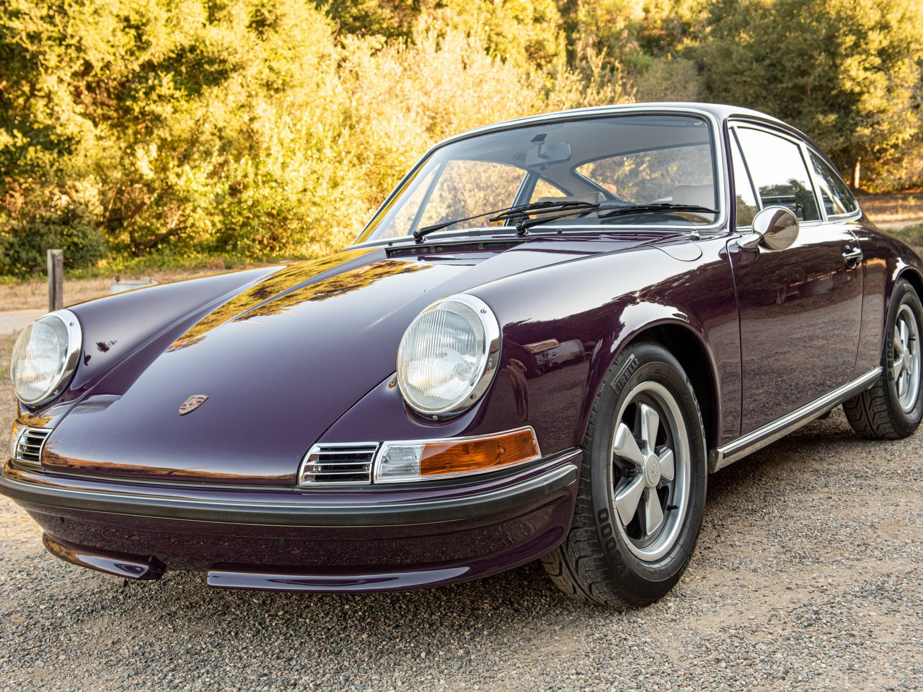 1972 Porsche 911S Coupe