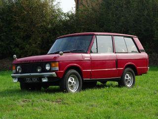 1971 Range Rover 'Two Door'