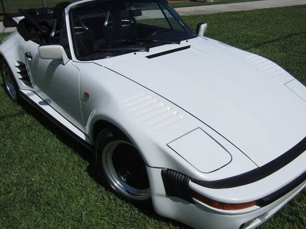 1976 Porsche 911 Carrera Cabriolet