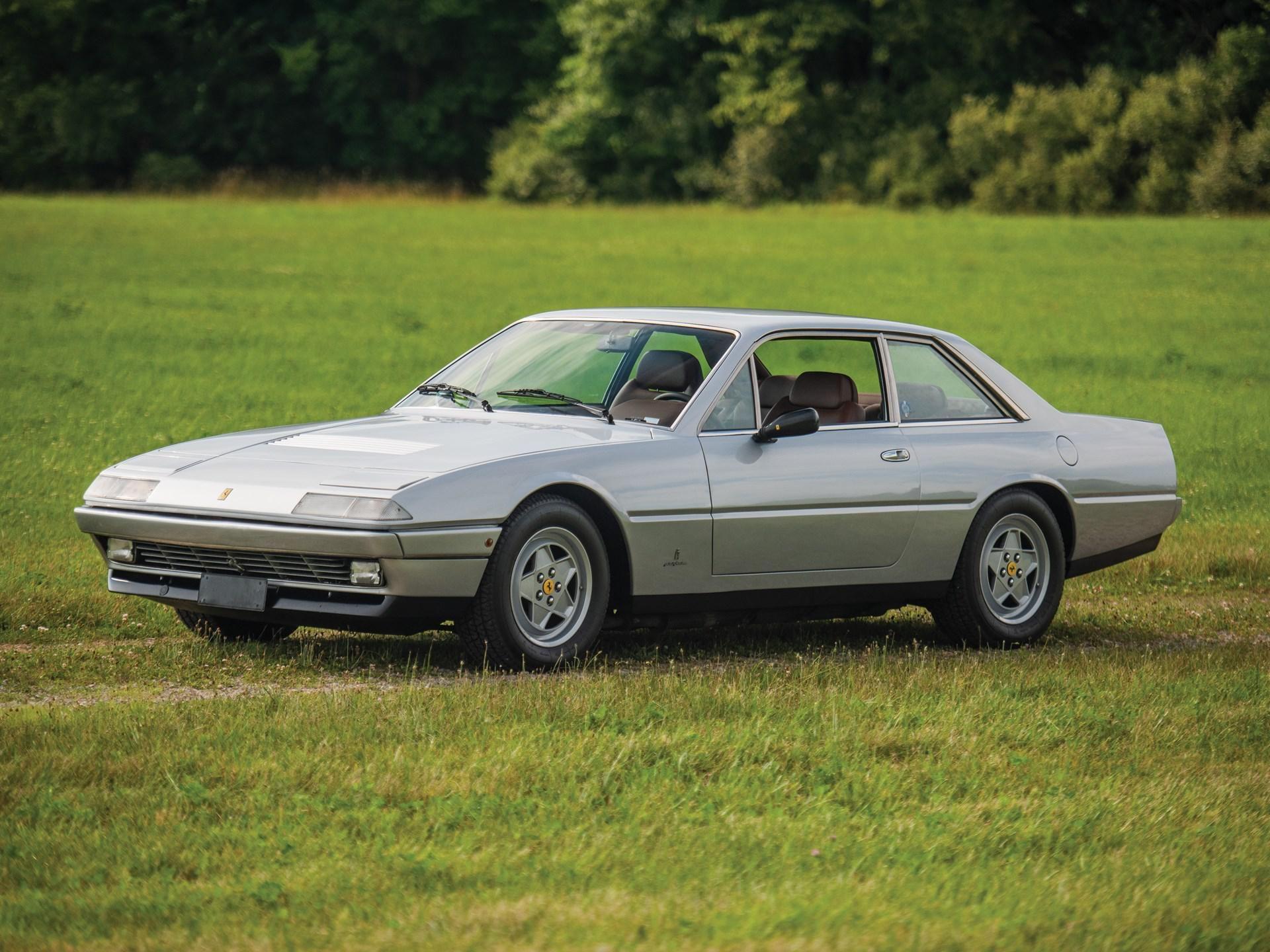 1989 Ferrari 412