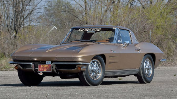 1963 Chevrolet Corvette Z06/N03 Split Window Coupe