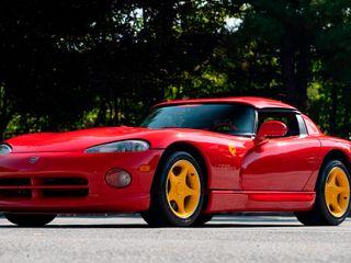 1996 Dodge Viper RT/10 Roadster