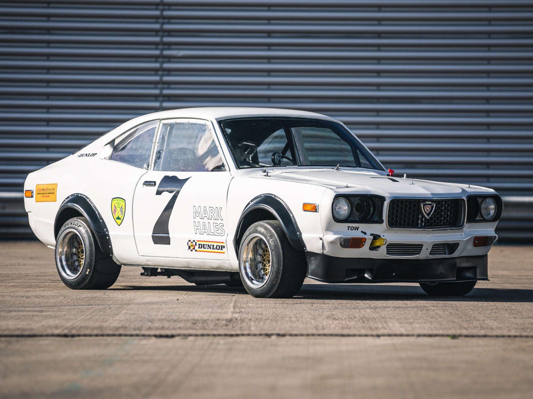 1972 Mazda RX3 Race Car