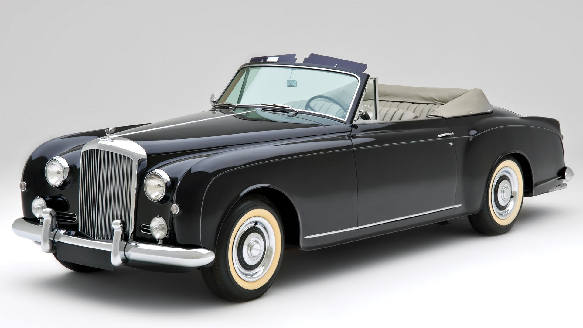 1956 Bentley S1 Continental Drophead Coupe by Park Ward