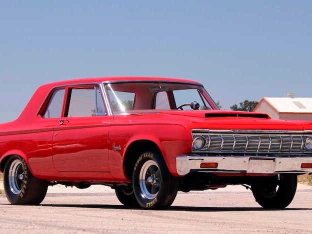 1964 Plymouth Savoy Lightweight
