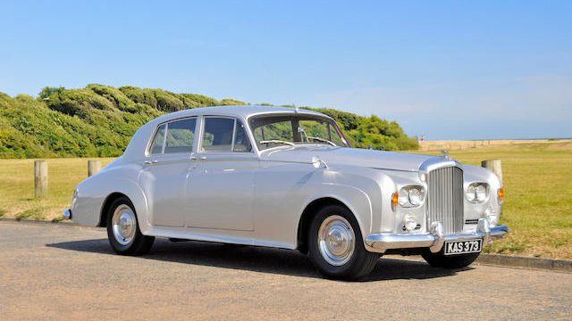 1962 Bentley S3 Saloon