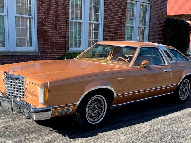 1977 Ford Thunderbird Town Landau