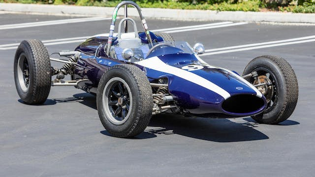 1962 Cooper-Bmc Type 59 Formula Junior Racing Single-Seater