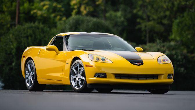 2008 Chevrolet Corvette Zhz