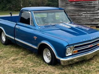 1967 Chevrolet C10 Custom Pickup