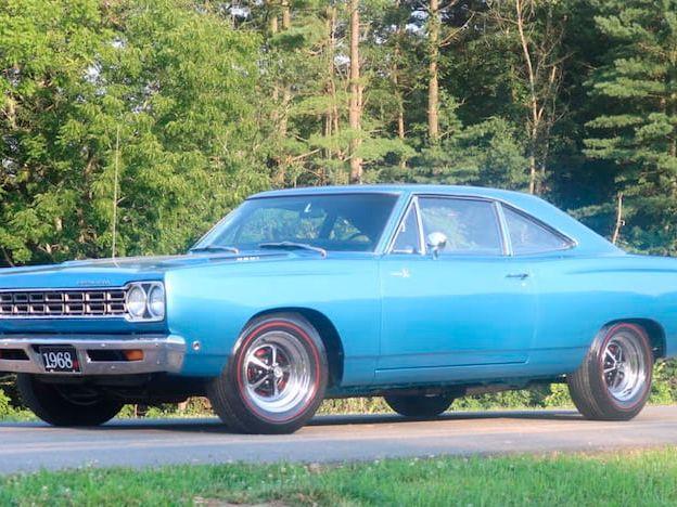 1968 Plymouth Hemi Road Runner