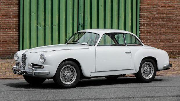 1955 Alfa Romeo 1900C SS Coupe