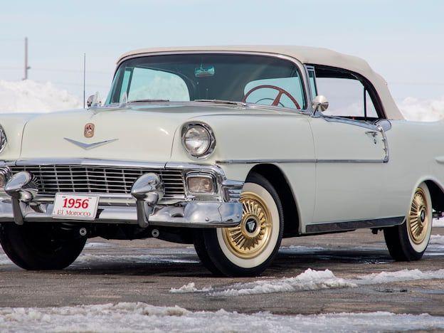 1956 Chevrolet El Morocco Convertible