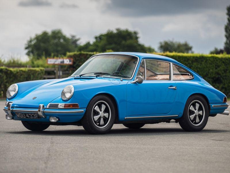 1968 Porsche 911 T SWB