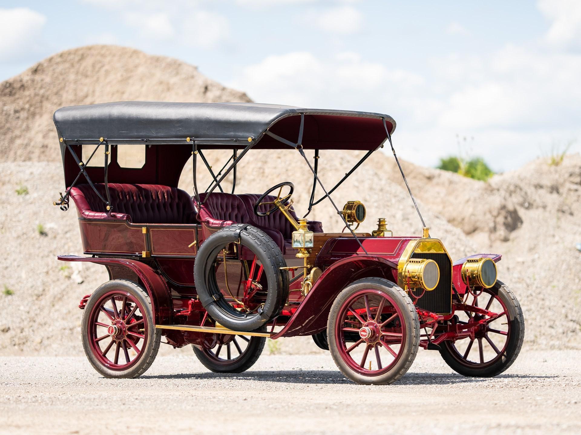 1907 Wayne Model N Five-Passenger Touring