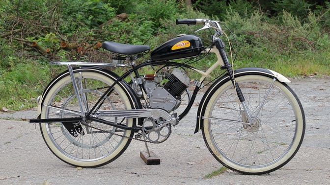 1949 Whizzer Pacemaker