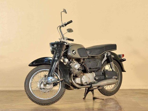1967 Honda CA160 Dream