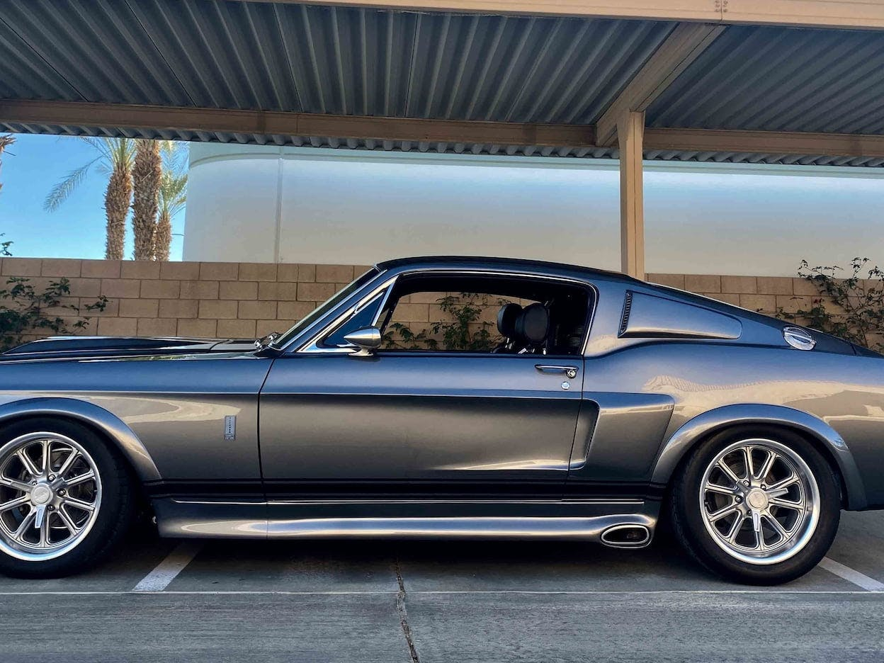 1967 Ford Mustang Eleanor Tribute Edition For Sale