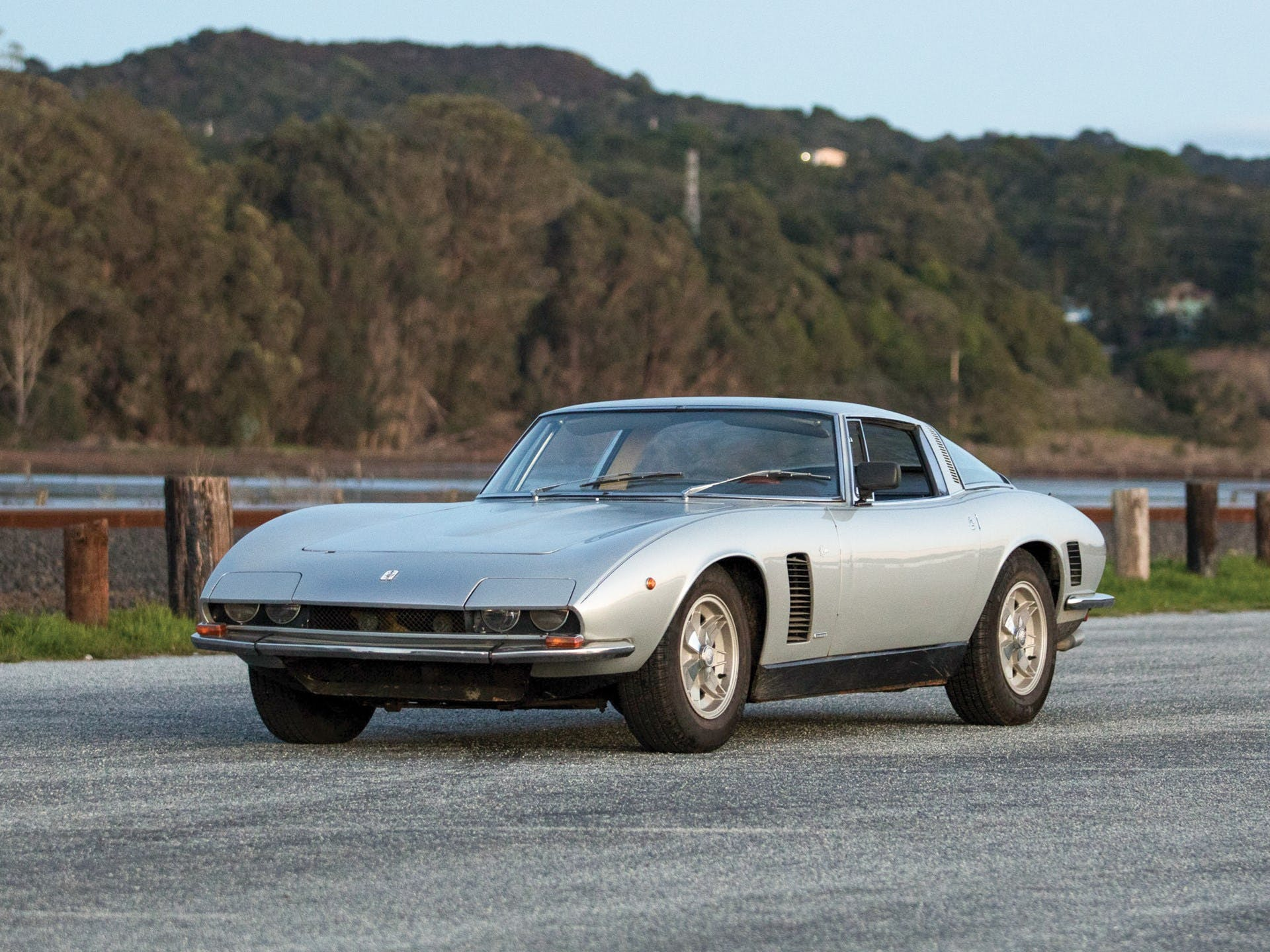 1970 Iso Grifo Gl Series II