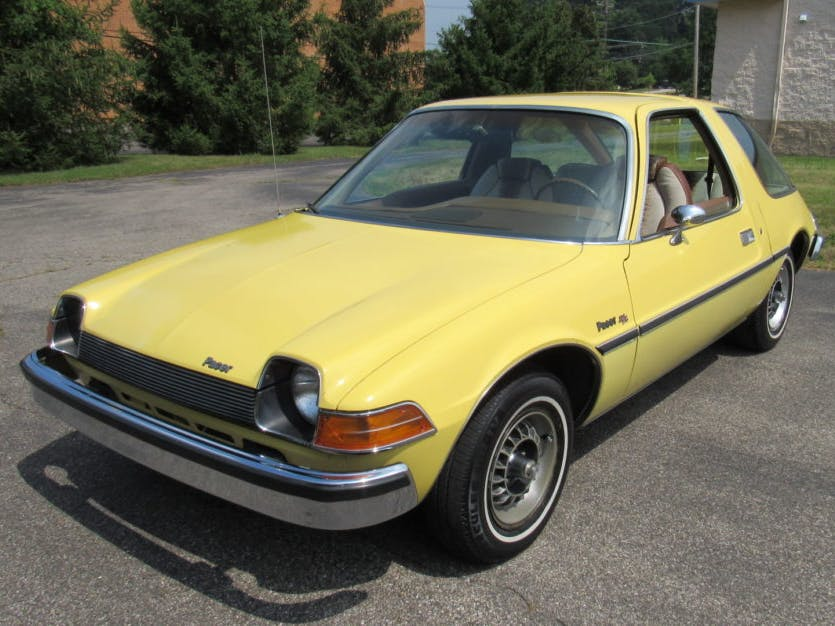 1977 Amc Pacer D/L 4-Speed