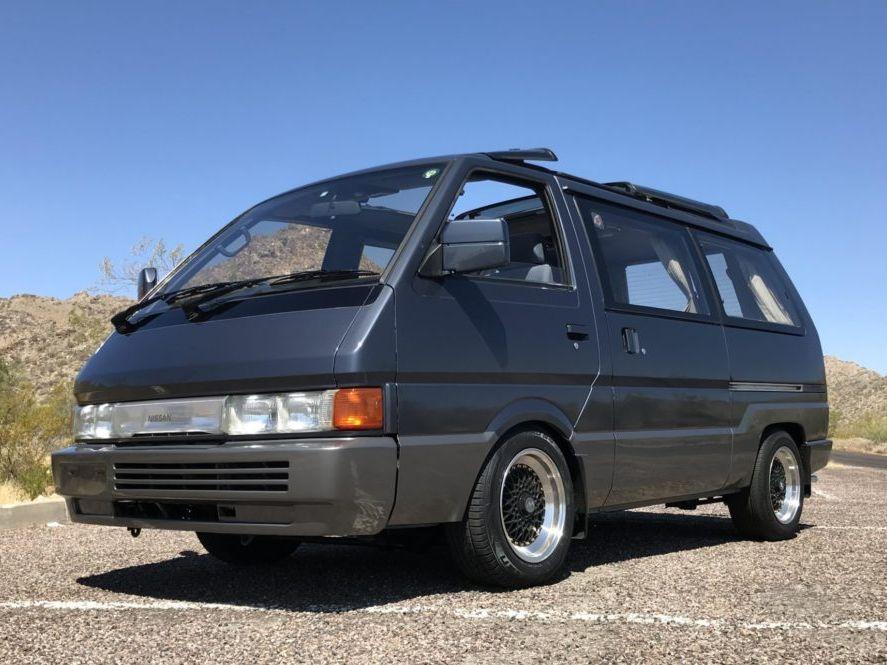 1992 Nissan Vanette Largo Super Saloon