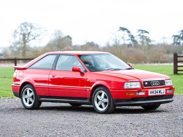 1991 Audi Quattro Turbo 20V S2 Coupé
