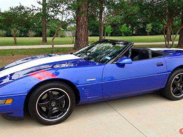 1996 Chevrolet Corvette Grand Sport Convertible