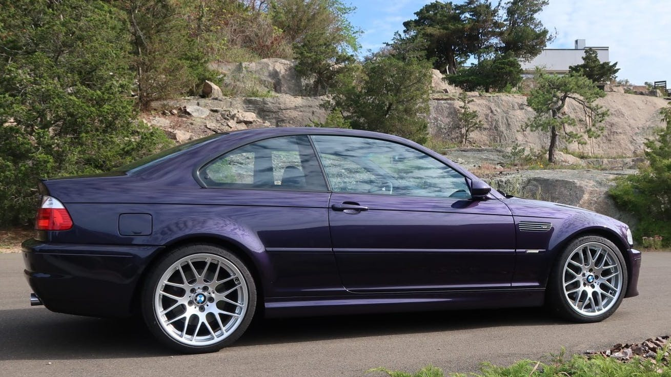 2004 BMW M3 SMG Individual