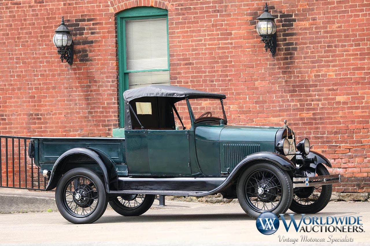 1929 Ford Model A Roadster Pickup Classic Com