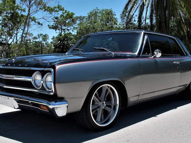 1965 Chevrolet Chevelle Resto Mod