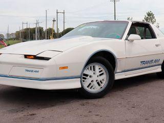 1984 Pontiac Trans Am SE 15TH Anniversary