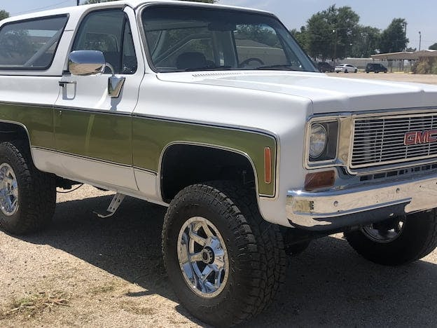 1975 GMC Jimmy