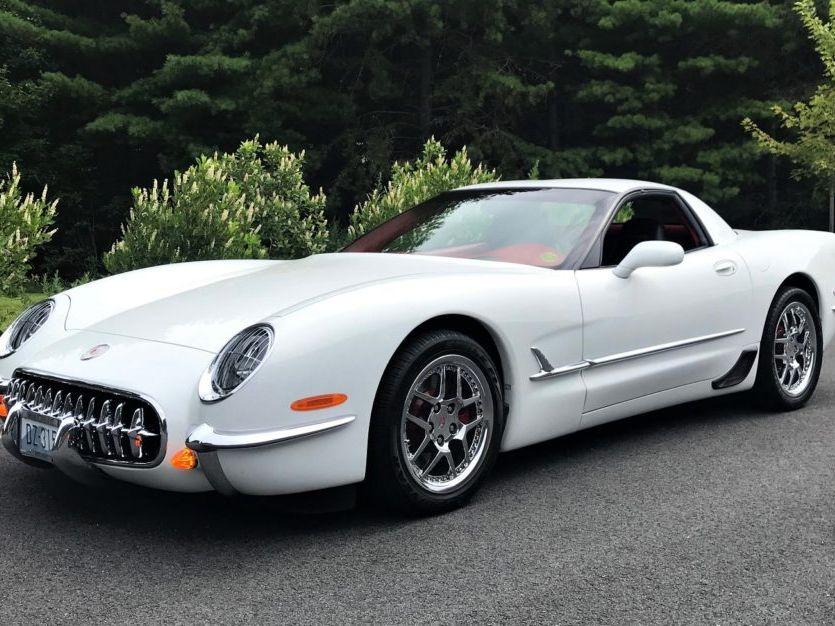 """2004 Chevrolet Corvette Z06 """"53-03"""""""